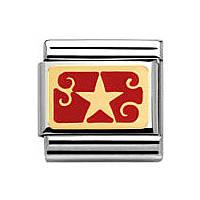 modulaire unisex bijoux Nom.Composable 030282/06