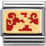 modulaire unisex bijoux Nom.Composable 030282/07