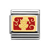 modulaire unisex bijoux Nom.Composable 030282/08