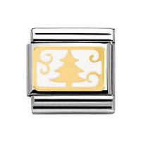modulaire unisex bijoux Nom.Composable 030282/12