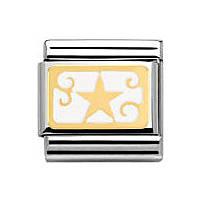 modulaire unisex bijoux Nom.Composable 030282/14