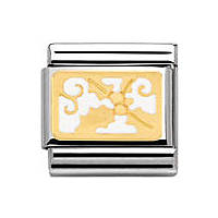 modulaire unisex bijoux Nom.Composable 030282/15