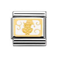 modulaire unisex bijoux Nom.Composable 030282/16