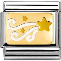 modulaire unisex bijoux Nom.Composable 030282/18