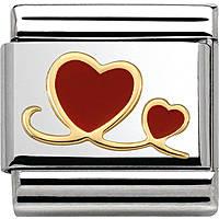 modulaire unisex bijoux Nom.Composable 030283/10