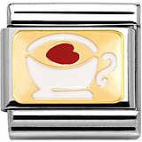 modulaire unisex bijoux Nom.Composable 030284/02