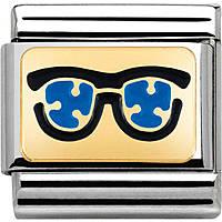 modulaire unisex bijoux Nom.Composable 030284/03