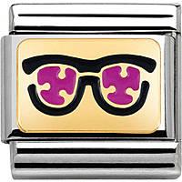 modulaire unisex bijoux Nom.Composable 030284/04