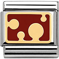 modulaire unisex bijoux Nom.Composable 030284/05