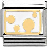modulaire unisex bijoux Nom.Composable 030284/07