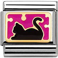 modulaire unisex bijoux Nom.Composable 030284/08