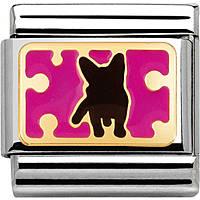 modulaire unisex bijoux Nom.Composable 030284/10