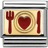 modulaire unisex bijoux Nom.Composable 030284/12
