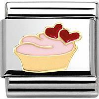 modulaire unisex bijoux Nom.Composable 030285/02
