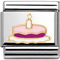 modulaire unisex bijoux Nom.Composable 030285/05