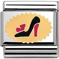 modulaire unisex bijoux Nom.Composable 030285/17