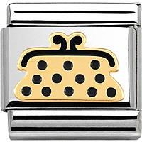 modulaire unisex bijoux Nom.Composable 030285/23