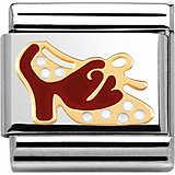 modulaire unisex bijoux Nom.Composable 030285/24