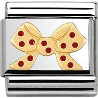 modulaire unisex bijoux Nom.Composable 030285/28
