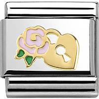 modulaire unisex bijoux Nom.Composable 030285/34