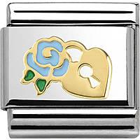 modulaire unisex bijoux Nom.Composable 030285/35