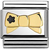 modulaire unisex bijoux Nom.Composable 030285/42