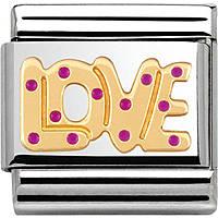 modulaire unisex bijoux Nom.Composable 030286/01