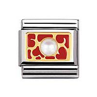 modulaire unisex bijoux Nom.Composable 030512/07