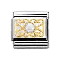 modulaire unisex bijoux Nom.Composable 030513/02