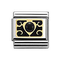 modulaire unisex bijoux Nom.Composable 030514/01