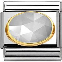 modulaire unisex bijoux Nom.Composable 030515/01