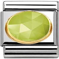 modulaire unisex bijoux Nom.Composable 030515/06
