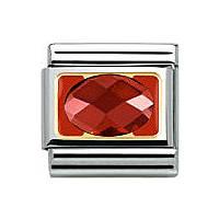 modulaire unisex bijoux Nom.Composable 030608/005