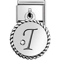 modulaire unisex bijoux Nom.Composable 031715/09
