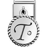 modulaire unisex bijoux Nom.Composable 031715/20
