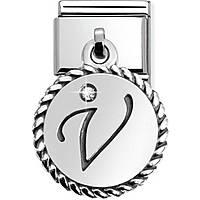 modulaire unisex bijoux Nom.Composable 031715/22