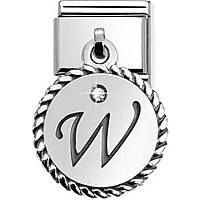 modulaire unisex bijoux Nom.Composable 031715/23