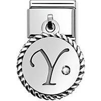 modulaire unisex bijoux Nom.Composable 031715/25