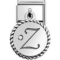 modulaire unisex bijoux Nom.Composable 031715/26