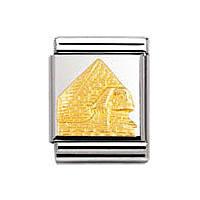 modulaire unisex bijoux Nom.Composable 032119/05