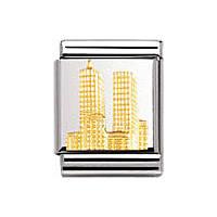 modulaire unisex bijoux Nom.Composable 032119/22