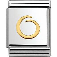 modulaire unisex bijoux Nom.Composable 032130/12
