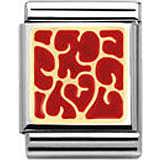 modulaire unisex bijoux Nom.Composable 032230/34