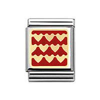 modulaire unisex bijoux Nom.Composable 032230/36