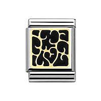 modulaire unisex bijoux Nom.Composable 032230/50