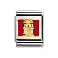 modulaire unisex bijoux Nom.Composable 032237/07