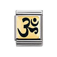 modulaire unisex bijoux Nom.Composable 032240/12