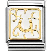 modulaire unisex bijoux Nom.Composable 032244/01