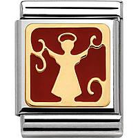 modulaire unisex bijoux Nom.Composable 032244/06