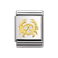 modulaire unisex bijoux Nom.Composable 032302/04